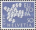 [EUROPA Stamps, type ACC]