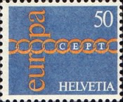 [EUROPA Stamps, type AKF]
