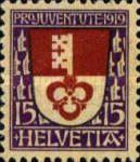 [PRO JUVENTUTE - Coat of Arms, type AR]