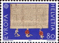 [EUROPA Stamps - Historic Events, Tip AUT]