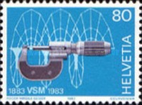 [The 100th Anniversary of the Swiss Mechanical and Electrical Engineering Industries, Tip AVT]
