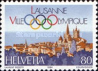 [The 60th Anniversary of the International Olympic Committee, Tip AWO]