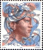 [EUROPA Stamps - Nature Conservation, Tip AYJ]
