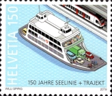 [The 150th Anniversary of the Lake Line + Train Ferry, Typ CWF]