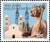 [The 1000th Anniversary of Basel Cathedral, Typ CWI]