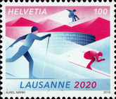 [Youth Winter Olympic - Lausanne, Switzerland, type CWV]