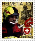 [The 150th Anniversary of the Swiss Fire Brigade Association, Typ CXJ]