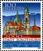 [The 2000th Anniversary of Solothurn, Typ CXK]