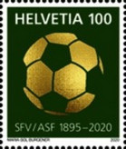[The 125th Anniversary of the Swiss Football Assocation, Typ CXM]