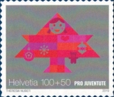 [Pro Juventute - The 30th Anniversary of the UN Convention on the Rights of the Child, type CXO]