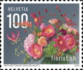 [The 100th Anniversary of the Swiss Florists' Association - florist.ch, type CYA]