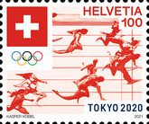[Summer Olympic Games - Tokyo, Japan, type CZS]