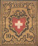[Coat of Arms - Inscription RAYON I or II, type G1]