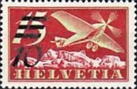 [Airmail Stamps, type KQ]