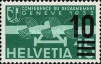 [Airmail Stamps, type KR]