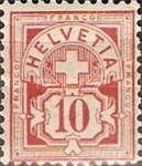 [Helvetia - Cross & Shield - Fiber Paper, type L4]
