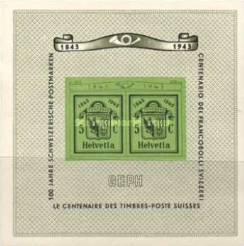 [Geneva Philatelic Exhibition, Tip PW]