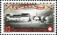 [Pro Patria - The 500th Anniversary of the Battle of St. Jakob an der Birs, Tip QH]