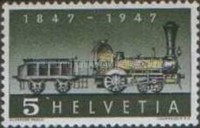 [The 100th Anniversary of the Swiss Railway, Tip SI]