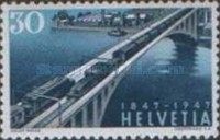 [The 100th Anniversary of the Swiss Railway, Tip SL]