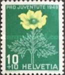 [Pro Juventute - The 400th Anniversary of the Death Niklaus Wengi - Flowers, Tip UO]