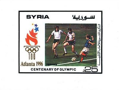 [The 100th Anniversary of Modern Olympic Games and Olympic Games - Atlanta, USA, Typ ]