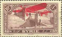 [Airmail - Previous Issues Overprinted, type AT]