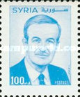 [President Assad Commemoration, 1928-2000, type AVY]