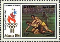 [The 100th Anniversary of Modern Olympic Games and Olympic Games - Atlanta, USA, Typ AWJ]