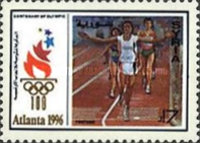 [The 100th Anniversary of Modern Olympic Games and Olympic Games - Atlanta, USA, Typ AWL]