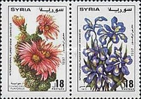 [International Flower Show, Damascus, type AXJ]