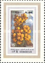 [International Flower Show, Damascus, Typ BBA]