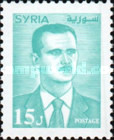 [President Assad Commemoration, 1928-2000, type BCJ3]