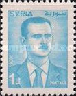 [President Assad Commemoration, 1928-2000, type BFB]