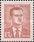 [President Assad Commemoration, 1928-2000, type BFB4]