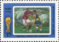 [Football World Cup - Germany, type BFN]