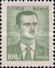 [President Assad Commemoration, 1928-2000, type BFS]
