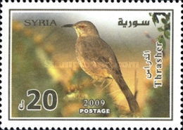 [Syrian Birds, type BJL]