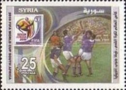 [Football World Cup - South Africa, type BJW]