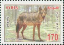 [Fauna of Syria, type BOC]