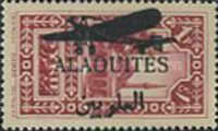 [Airmail - Local Motives - Previous Issues Surcharged, type BY]