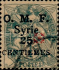 [Previous Issues Overprinted Ornament in Red or Black, Typ G]