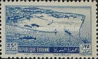 [Airmail - Port of Latakia, Typ IW3]