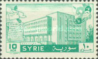 [Airmail - Opening of the New Main Post Building in Damascus, type MP]