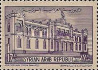 [Public Buildings in Damascus, Typ OE]