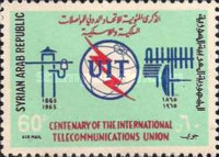 [Airmail - The 100th Anniversary of I.T.U., type PO2]