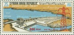[Airmail - Euphrates Dam Project, Typ RN2]
