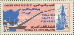 [Project Planning for the Development of Syrian Oil Sources, Typ RQ1]