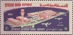 [Airmail - Commissioning of the International Airport of Damascus, Typ SL1]