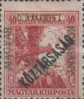 [Hungary Charity Stamps Overprinted, type C2]